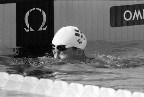 145 Swimming EM 1991 Athens