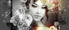 🌺 Λrαвeѕqυe 🌺 Λυrα Meαdѕ 🌺 (AyE ღ I'м α vιѕιoɴΛЯT) Tags: digitalart digitalpainting digitalportrait digitalfantasy painting artworks portraits beauty illustrations artportrait ritratto retrato portrature dreamy vision magical emotionalart emotional aurameads