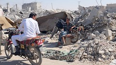 Manbij, Syria, 2016 (Michal Przedlacki) Tags: syria manbij kobane isis war revolution fighting rebels city damage struggle civilians offensive assad regime