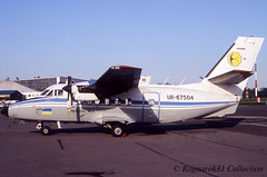 Let410_RovnoUniversalAvia_UR-67504 (Ragnarok31) Tags: let l410 turbolet rovno universal avia ur67504