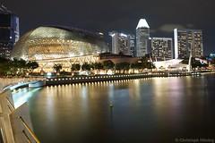 Marina Bay - Jubilee Bridge (CHWVB) Tags: singapur jubilee bridge water city strr street
