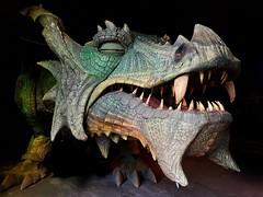 Waiting..... (Alex M. Wolf) Tags: fanny tradinno dragon drache alexmwolf furthimwald drachenstich cham bayern zollner drago robot roboter schreitroboter
