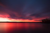 Between Night and Day (mclcbooks) Tags: sunrise dawn daybreak morning landscape lake longexposure le lakechatfield colorado chatfieldstatepark
