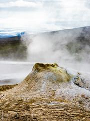 Island -3284 (clickraa) Tags: sland iceland clickraa fumarole