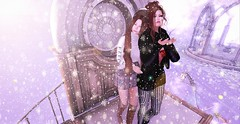 Let it snow (Las Whitfield) Tags: fashionably dead collabor88 truth blackburns simple sage mignon sanarae spellbound zenith mishmish