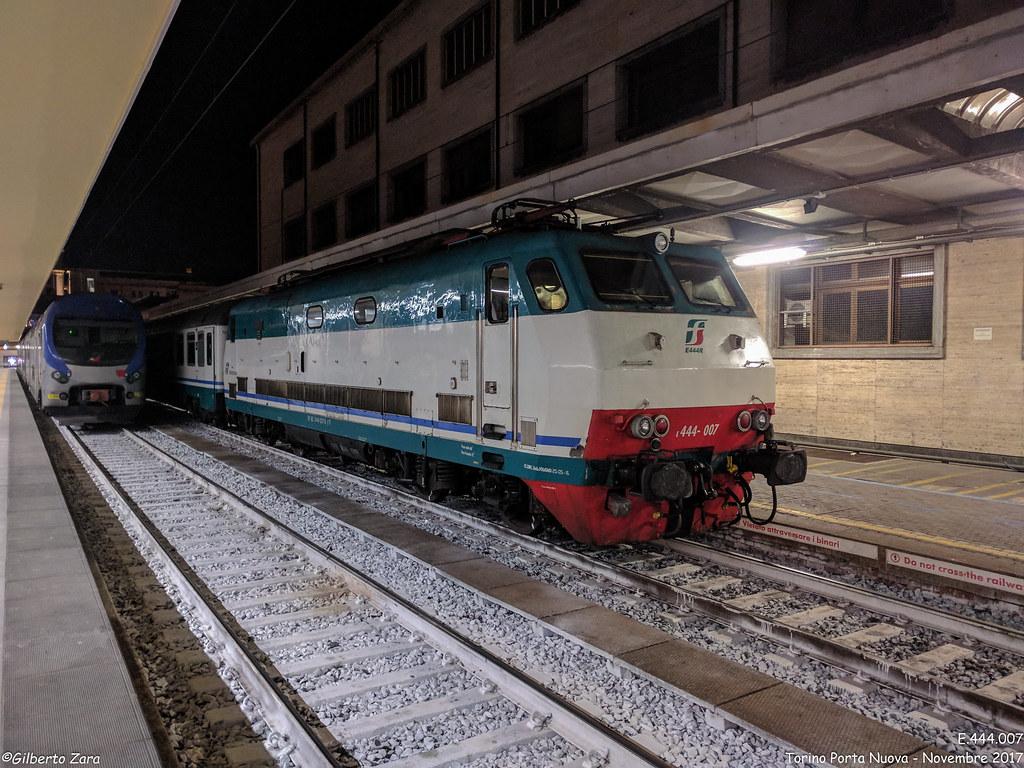 The world 39 s best photos of e444 and railway flickr hive mind - Orari treni torino porta nuova genova brignole ...