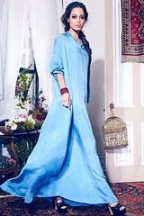 عبايات وقفاطين زرقاء لإطلالة نهارية تشهد لكِ بالصفاء والرقي (Arab.Lady) Tags: عبايات وقفاطين زرقاء لإطلالة نهارية تشهد لكِ بالصفاء والرقي