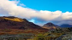 Wasdale, Cumbria (mandysp8) Tags: cumbria uk nationaltrust road rocks wasdale sunlight morning autumn