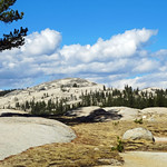 Granite and Clouds, Yosemite 10-17 thumbnail