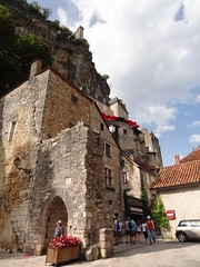 ROCAMADOUR 22 (ERIC STANISLAS 54 off until 24.05) Tags: rocamadour lot occitanie hautquercy alzou pelerinage sanctuaires flickr landscape viergenoire saintamadour