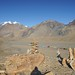 2017-10-25 (19) Hidden Valley(@~5100m) & Thapa Peak (a.k.a. Dhampus peak, 6012m)