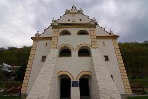 Spichlerz Ulanowskich (1591, Puławska 54) od zachodu