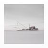 White fish (Nick green2012) Tags: fishing hut longexposure minimal colour tuscany square nets