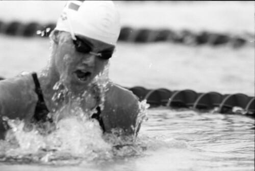 092 Swimming EM 1991 Athens