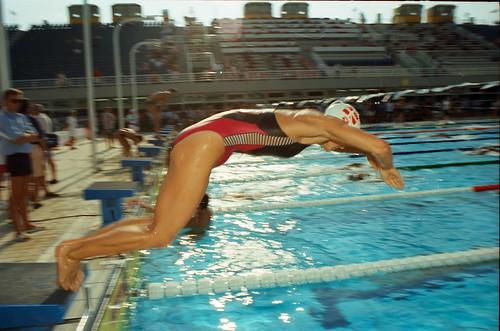 540 Swimming EM 1991 Athens