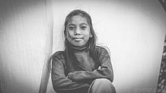 Untitled (#Weybridge Photographer) Tags: canon slr dslr eos 5d mk ii nepal kathmandu asia mkii girl child monochrome
