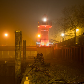 Leuchtfeuer im Nebel