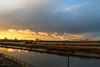 Morning sun (Lutra56) Tags: rivertrent trent trentvalley sunrise sunlight gainsborough nottinghamshire scenery scenic landscape wintery