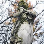 18-year-old statue of Lusia Raciborowska thumbnail