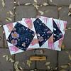 Mini Table Rugs - Divination (Tarot Seed) Tags: sewing fabric tarot sacredspace