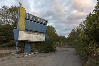 Edgemere Drive-In, Shrewsbury, MA