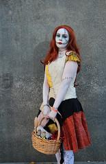 MCM London 2017 Sunday XIX (Lee Nichols) Tags: mcmlondon2017sunday mcmcomiccon costume canoneos600d cosplay cosplayers costumes comiccon mcmldn2017 londonexcel photoshop people sally sallyskellington