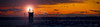 """Phare Soleil ... ( P-A) Tags: bassinducvgr phare guide nuages nature beauté couleurs radiant feu briselames lumière assistance aylmerqc hiver froid neige photos simpa© photoquébec """"nikonflickraward"""""""