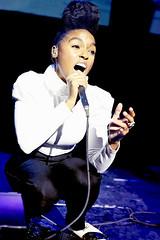 Happy Birthday, Janelle Monáe ! (kirstiecat) Tags: janellemonae performer artist actress musician concert music live archandroid hiddenfigures moonlight janellemonáerobinson happybirthday