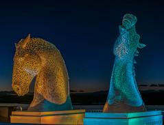 DSC_0024 (Paul Wynn Photography) Tags: standrewsdayirvineharbourilluminations familyfun nikondigital nikond5300 colours irvine irvineharbour scotland westcoast night harbour wetnwild groovy