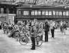 Glasgow station, waiting ..... (WolfBlass1) Tags: glasgowstation scotland glasgow train station railway scottish scots nikon d7100 sigma 1750mm28 concourse people