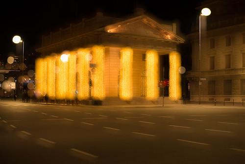 Bergamo Porta Nuova soft light