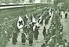 Troops enrraining Hoboken NJ ; 9000 arriving on the Leviathan Dec 16, 1918 NARA165-WW-138A-090 (SSAVE w/ over 9 MILLION views THX) Tags: newyorkcity worldwari thegreatwar ww1 demobilization 1918 1919