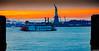 Paddleboat & Statue of Liberty (charlie_guttendorf) Tags: newyork newyorkcity nikon nikon18200mm nikond7000 boat paddleboat pier river ship statueofliberty sunset