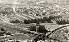Baldwin Locomotive Works, Eddystone (Lawman forever) Tags: baldwin baldwinlocomotiveworks eddystone trains gg1 pennsylvania