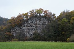 Tief eingeschnittenes Ufer der Nahe (reipa59) Tags: idaroberstein ufer flus nahe kammerwoog hunsrück rheinlandpfalz