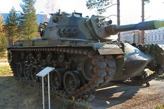 "M48A5 Norwegian  6 • <a style=""font-size:0.8em;"" href=""http://www.flickr.com/photos/81723459@N04/38176744454/"" target=""_blank"">View on Flickr</a>"