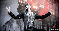 POWERWOLF (kikevist thierry) Tags: powerwolf rock hardrock heavymetal music musique artiste musicien makeup concert live liveshow lightroom olympus omd omdrevolution zuiko em1markii em1mark2 festival hellfest 2017