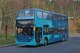 Arriva North East: 7521 / NK09 FVR