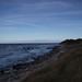 The sky meets the sea
