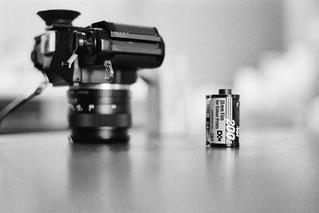 Film. (35mm) | Ilford Pan 400.