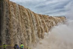 Iguazu Falls Brazil Side B25A7193 (raddox) Tags: iguazu iguacu southamerica falls water brazil waterfall