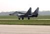 MiG-29 B (9.12) (srkirad) Tags: military mikoyan gurevich mig29 serbianairforce batajnica belgrade beograd serbia srbija airbase openday airport aerodrom airshow aeromiting spotting lowvis