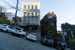 Rue Filbert // Filbert Street, San Francisco