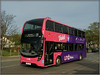 UNO 293 St.James Mill Road (Jason 87030) Tags: mmc decker uno new vx67vfy 290 uon uni university publictransport pink purple sthjamesmillroad northants town sixfields parkride service route 2017 sony ilce nex lens flickr tag bus wheels vehicle