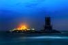 DSC_0253 copy (Harikrishnan U) Tags: india beach tamilnadu kanyakumari thiruvalluvar longexposure exposure nikon
