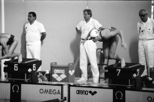 199 Swimming_EM_1987 Strasbourg