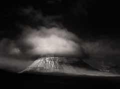 puff the magic dragon (Andrew J Lee) Tags: infrared iceland kirkjufell cloudporn