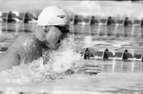 040 Swimming EM 1991 Athens
