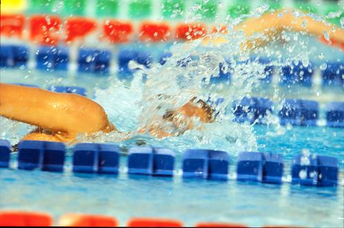 521 Swimming EM 1991 Athens