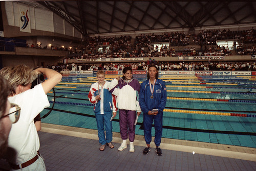 029 Swimming EM 1993 Sheffield